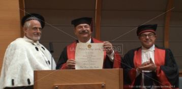 Catanzaro, laurea honoris causa al premio Nobel Bruce Alan Beutler