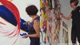 Murales art contest, Capo Vaticano sperimenta l'arte a cielo aperto