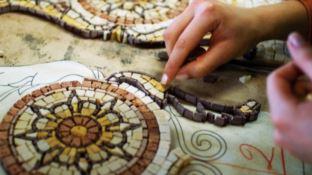 L'arte dei mosaici