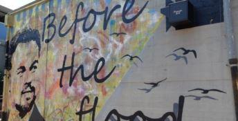 """L'Unical si colora con i murales permanenti di """"Chiamata alle arti"""""""