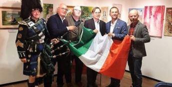 Kilt e cornamuse accolgono gli artisti di Corigliano-Rossano in Scozia