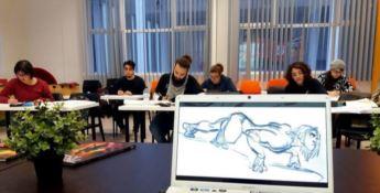 Nuovi corsi per la scuola di fumetto a Rende, al via le iscrizioni