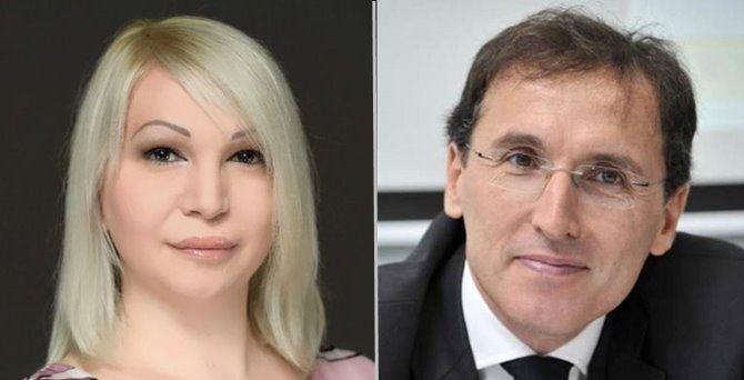Alessia Bausone e Francesco Boccia