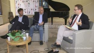 Il fondatore del Pd Veltroni a Cerisano: «No comment sul nuovo Governo»