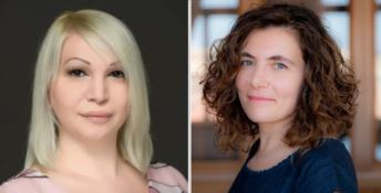 Alessia Bausone e Anna Laura Orrico