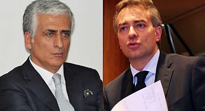 Giuseppe Graziano e Gianluca Gallo