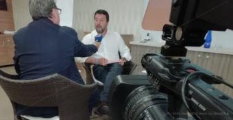 Regionali, Matteo Salvini scarica Occhiuto. «Puntiamo su gente nuova non indagata»