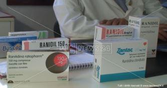 Ranitidina non più vendibile, le raccomandazioni di Federfarma