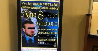 Pubblicità dell'astrologo nell'ospedale Catanzaro: gli psicologi insorgono