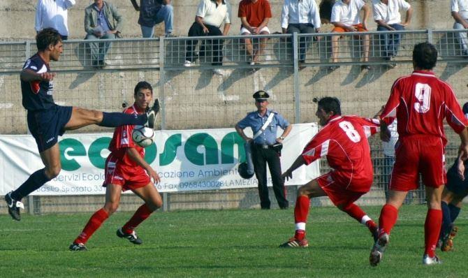 Incontro Vibonese - Rende della stagione 2003/04