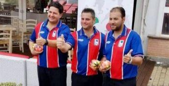 Bocce, gli atleti calabresi campioni d'Italia agli Assoluti di Roma