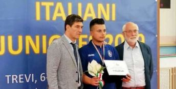 Bocce, giovane calabrese conquista l'oro ai Campionati italiani juniores