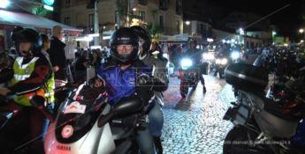 Centinaia di centauri invadono Pizzo per il Trofeo delle Regioni