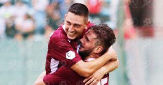 Serie B: strepitosa Reggina, cinque gol alla Cavese