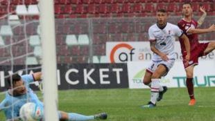 Basta un gol per tempo, la Reggina si aggiudica il derby con la Vibonese