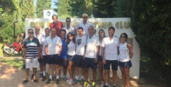 Il tennis Unical conquista il secondo posto ai campionati universitari