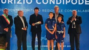 Trofeo Coni Kinder a Crotone