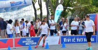 In Calabria sbarcano le mini olimpiadi per gli atleti under 14