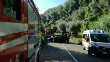 L'incidente a Francica