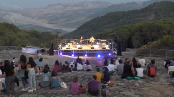 Sant'Agata del Bianco, musica dal tramonto all'alba sull'Aspromonte