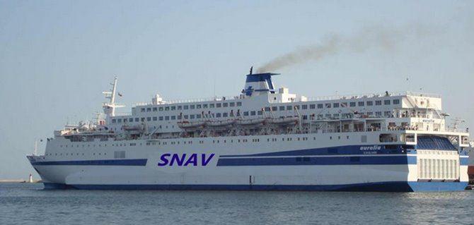 La nave destinata alla quarantena dei migranti