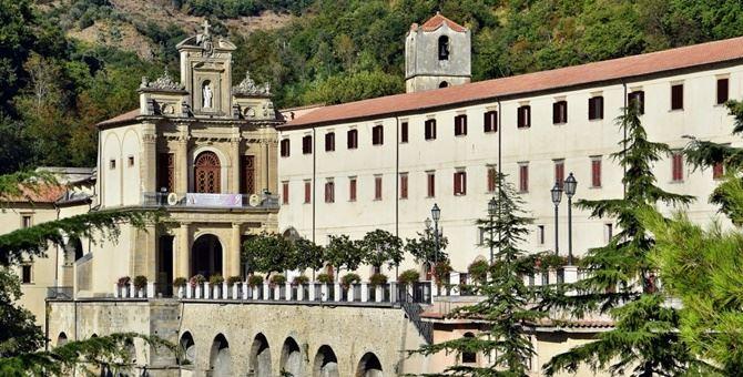 Il santuario di San Francesco di Paola