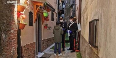 San Giorgio Morgeto, i carabinieri consegnano computer portatili ai bambini