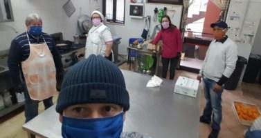 Coronavirus, alla Caritas di Lamezia pasti freddi e dormitori aperti h24