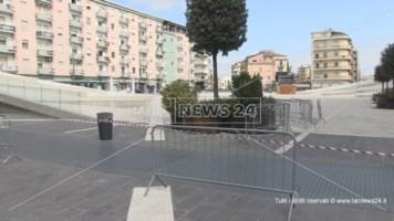 Piazza Bilotti a Cosenza, al vaglio la chiusura parziale del traffico auto