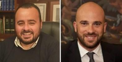 Vito Pitaro e Pierluigi Caputo