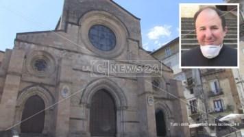 Cosenza, celebrazioni di Pasqua a porte chiuse in Cattedrale
