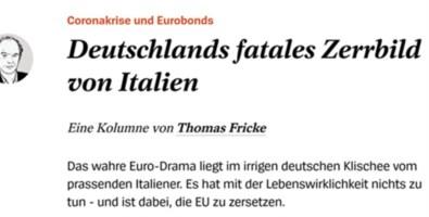 C'è anche una Germania che difende l'Italia: per lo Spiegel «tedeschi arroganti»