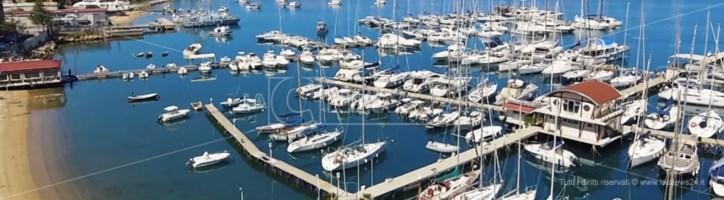 Il porto di Vibo Marina