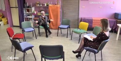 Coronavirus e demenze, la specialista Sodano a LaC Salute: «Ascoltiamo le famiglie»