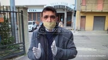 Il sindaco di Cinquefrondi Michele Conia