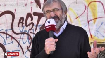 L'ex commissario straordinario dell'Asp di Cosenza Giuseppe Zuccatelli