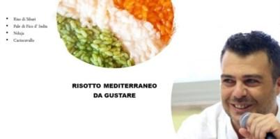 Un risotto per rendere omaggio al Tricolore, ecco il piatto dello chef Mancuso
