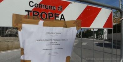 La triste Pasquetta di Tropea nel giorno di avvio della stagione turistica