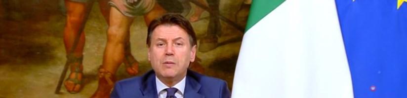 Proroga restrizioni al 3 maggio, Conte durissimo sul Mes: «Menzogne quelle di Salvini e Meloni»