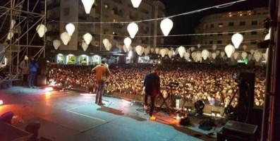 Cosenza, piazza Bilotti a rischio crollo: il concerto di Soler poteva essere una strage