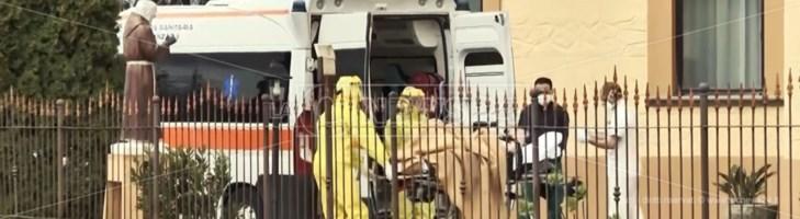 Coronavirus, guariti 11 ex ospiti della Domus Aurea ricoverati a Catanzaro