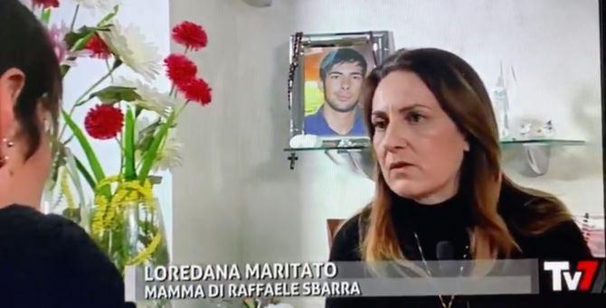 """Un frame tratto dalla trasmissione """"TV7"""" di Rai 1"""