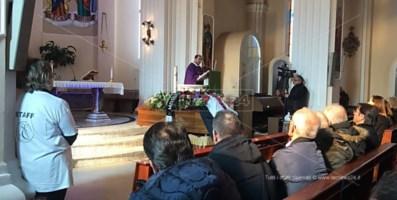 I funerali di Vincenzo Cordì