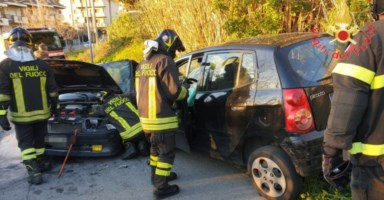 Incidente a Catanzaro