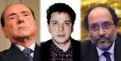Berlusconi, Graviano e Ingroia