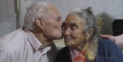 Vincenzo Silvestri e Giuseppina Tufo