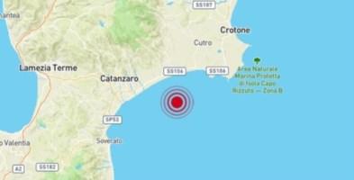 Scosse di terremoto nel Catanzarese, ad Albi installato un sismografo