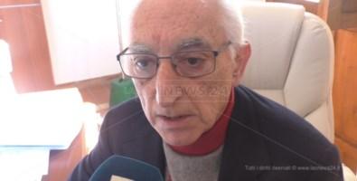 Il sindaco di Belvedere Marittimo Vincenzo Cascini