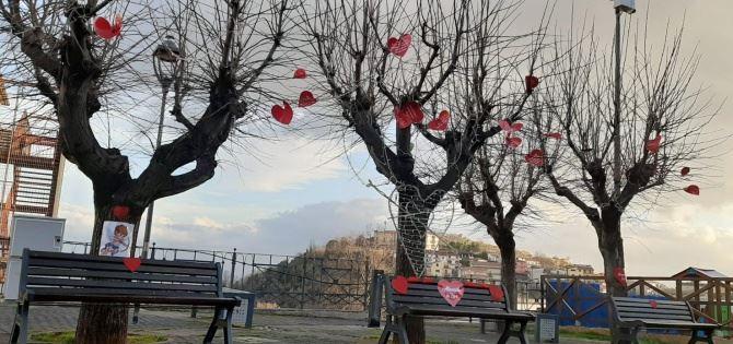 Altomonte, piazza San Francesco