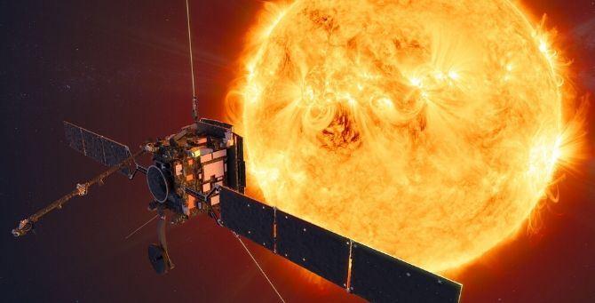Satellite Solar Orbiter